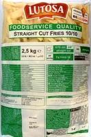 Chips (AA Grade) 10mm - Lutosa (Brown Box) 4x2.5kg