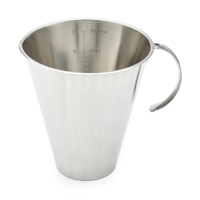Graduated Stainless Steel Jugs
