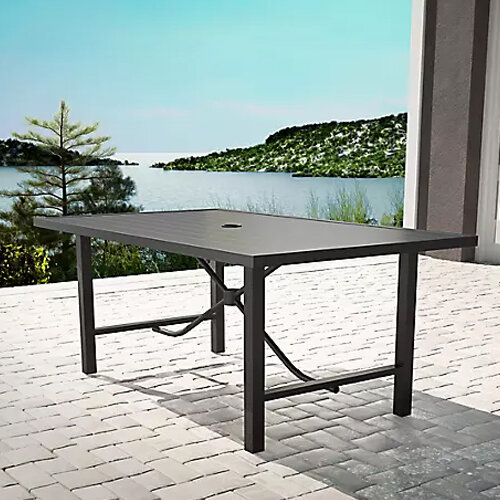 Capitol Hill Steel Patio Dining Set 2