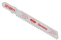 Ruko HSS Jigsaw Blade 14TPI 77mmx7.5mmx1mm