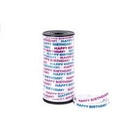 7MM HAPPY BIRTHDAY RIBBON PK & BLUE