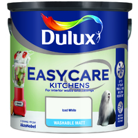 Dulux Easycare Kitchens Iced White 2.5L