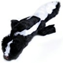 "Animates Flat Friends Skunk Skin 12"" x 1"