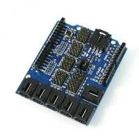 ARDUINO ELECTRONIC BUILDING BLOCKS FOR SENSOR EXPANSION BOARD V4