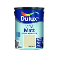 Dulux Vinyl Matt Abbeylands  5L