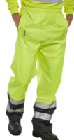 Belfry Breathable Hi Vis Trouser EN471 Yellow