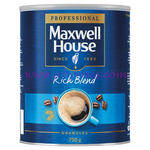 Maxwell House Rich Blend 750g Tin x1