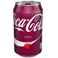 Can Cherry Coke-(24x330ml) UK
