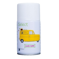 DISPENSER AIR FRESHENER LOVELY JUBBLY (bubble gum)