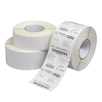 Compatible Zebra DT Label White 50mm*25.4mm (1300pcs per roll)