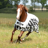 Buzz-Off Rain Zebra Classic 115
