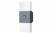 Osram Noxlight 2 x 8w LED Sensor Wall Light | LV1302.0043