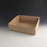Large Jute Tray.400x320x150 (Sold individually)