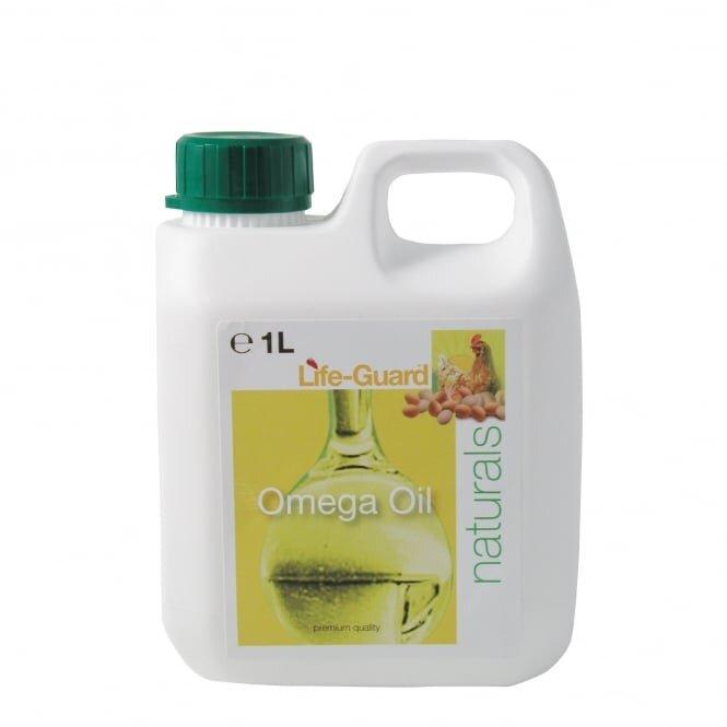 NAF Life-Guard Omega Oil 1L