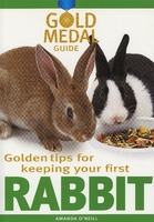 Gold Medal Guide Book: Rabbit x 1 [Zero VAT]