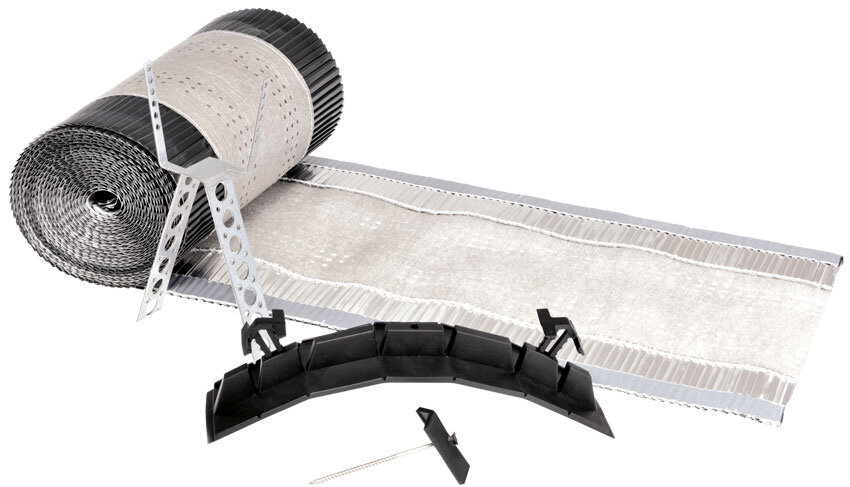 Cromar ProRidge Universal Dry Ridge Kit 5mtr