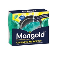 Marigold Cleaning Me Softly Scourer 2pk