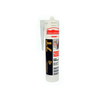 UNIBOND 7T SILICONE 310ML BROWN