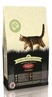 James Wellbeloved Cat - Turkey & Rice 10kg x 1