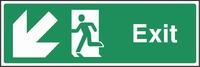 Emergency Escape Sign EMER0013-0361