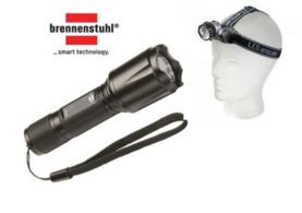 brennenstuhl led torch