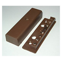 7 WAY JUNCTION BOX BROWN
