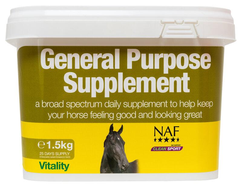 NAF General Purpose Supplement 1.5kg