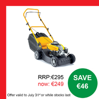 STIGA COLLECTOR-43 Lawnmower
