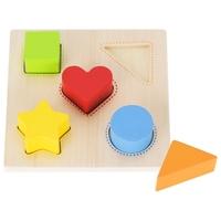 Colour & Shape Board