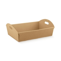 BOX TRAY 320X220X85MM NATURAL