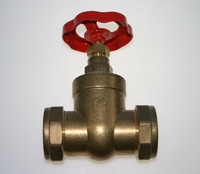 Compression Gate Valve 1 1/2 inch 367