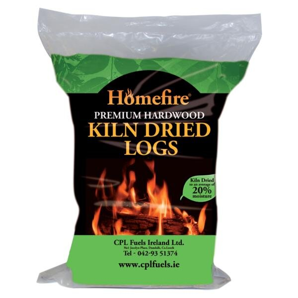 Home Fire Kiln Dried Logs 9kg