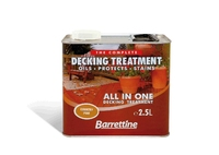 2.5l decking stain dark oak