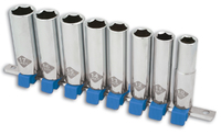 3/8inch Drive Socket Set Deep 8 Pieces