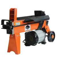 FM5 5 Ton Short Electric Log Splitter