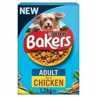 Bakers Adult - Chicken & Veg 1.2kg