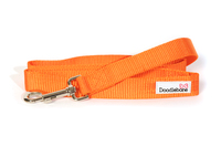 Doodlebone Bold Nylon Lead 20mm x 1.2m - Orange x 1