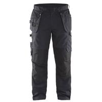 Blaklader 1496 Ripstop Work Trousers Black