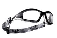 Bolle Tracker Clear Anti-scratch, Anti-fog, Platinum goggles