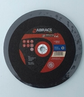 ABRACS PROFLEX 300 X 3.5MM X 20MM FLAT METAL CUTTING DISC