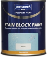 JOHNSTONES STAIN BLOCK WHITE 750 ML