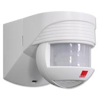 Luxomat 140 Degree Motion Detector White