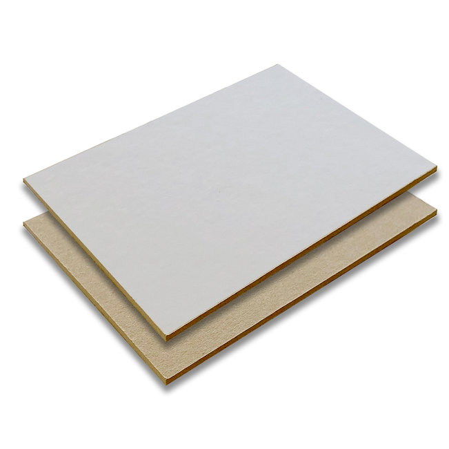 White Lined Grey Board