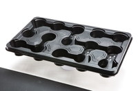 Plantpak NexTraY Marketing Tray for Pots 15 x 9cm 5°/8°