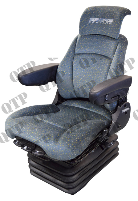 Sears Tractor Air Ride Seats : Air seat deluxe back recline adjustment sears quality