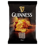 Guinness Hand Cooked Potato Chips 40g x20