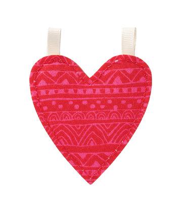 Lilliputiens Fabric Heart  Symbol