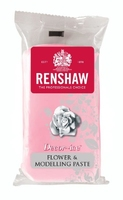 RENSHAW FLOWER & MODELLING PASTE ROSE PINK  250 Grm