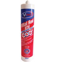 Vital Red Gasket RTV | 300gm