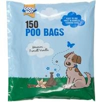 Good Boy Standard Poo Bags 150 bags x 1